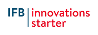 Logo of IFB Innovationsstarter